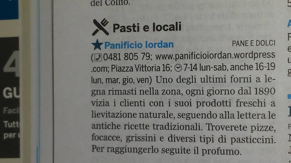 PANIFICIO LONELY
